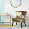 Mazzy Sequin Accent Chair