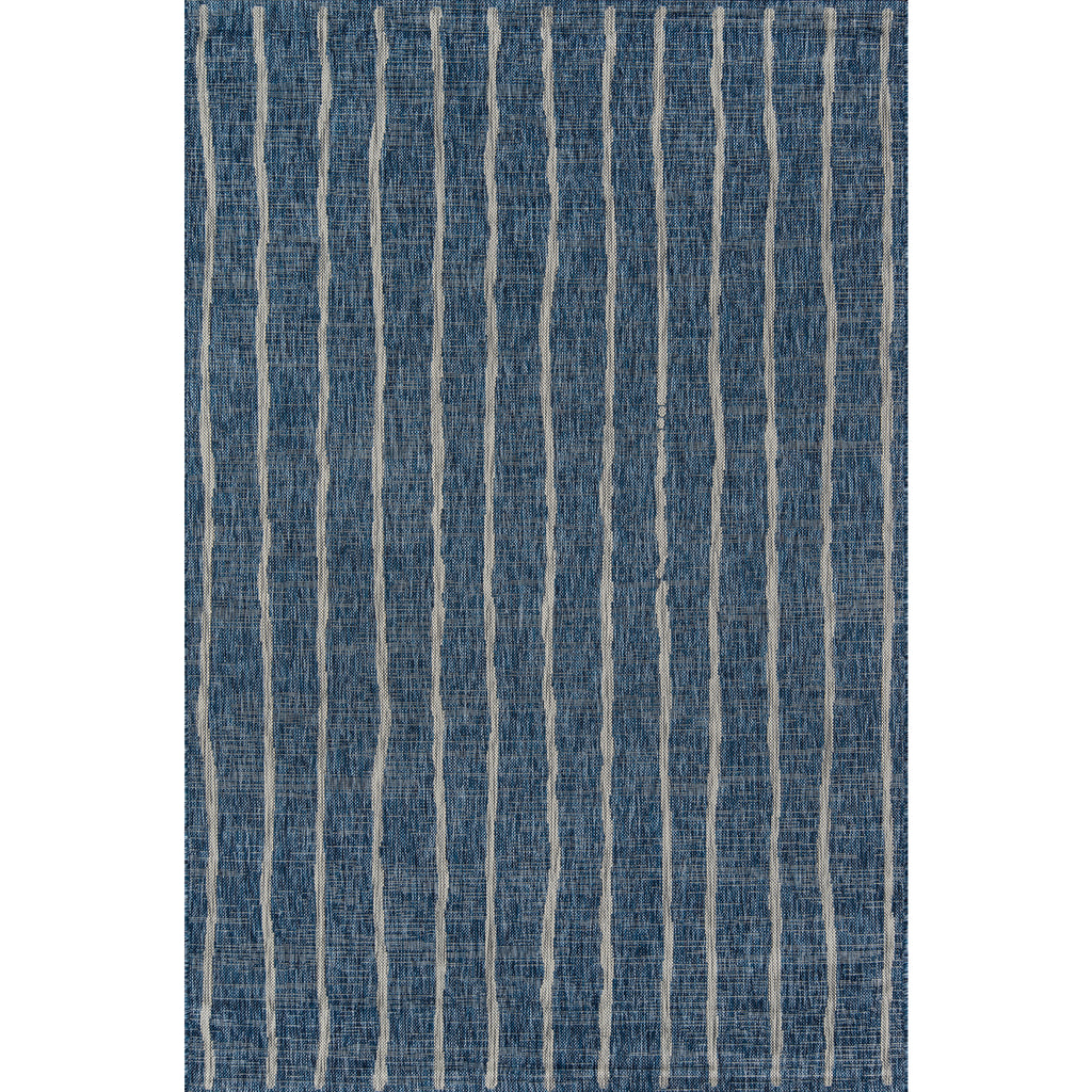 Sicily Indoor/Outdoor Rug - Blue