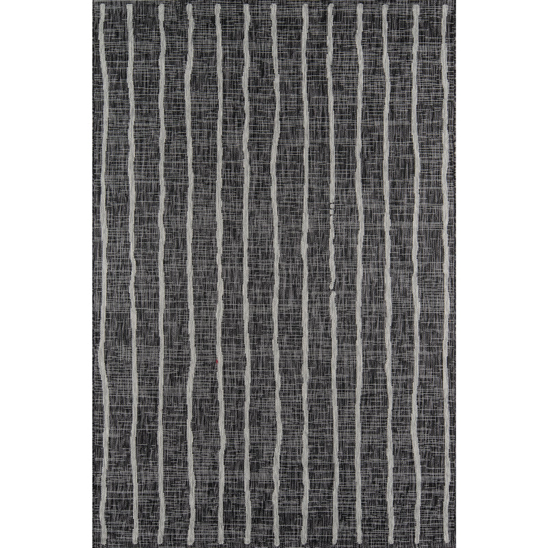 Sicily Indoor/Outdoor Rug - Charcoal