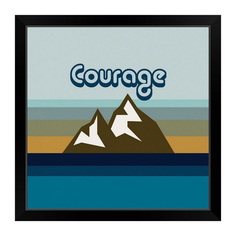 Virtues - Courage