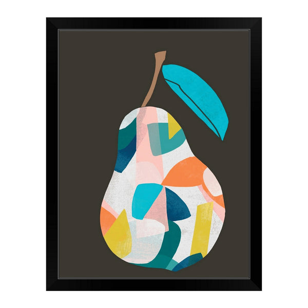 Color Block Fruit I