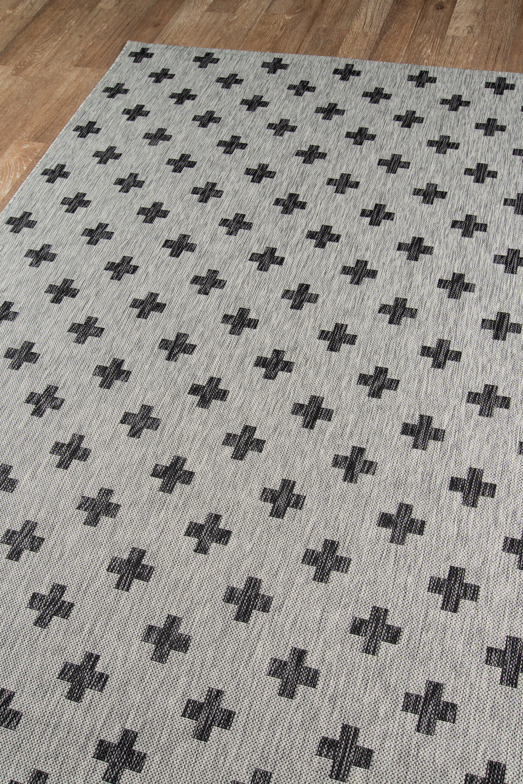 Umbria Indoor/Outdoor Rug - Grey