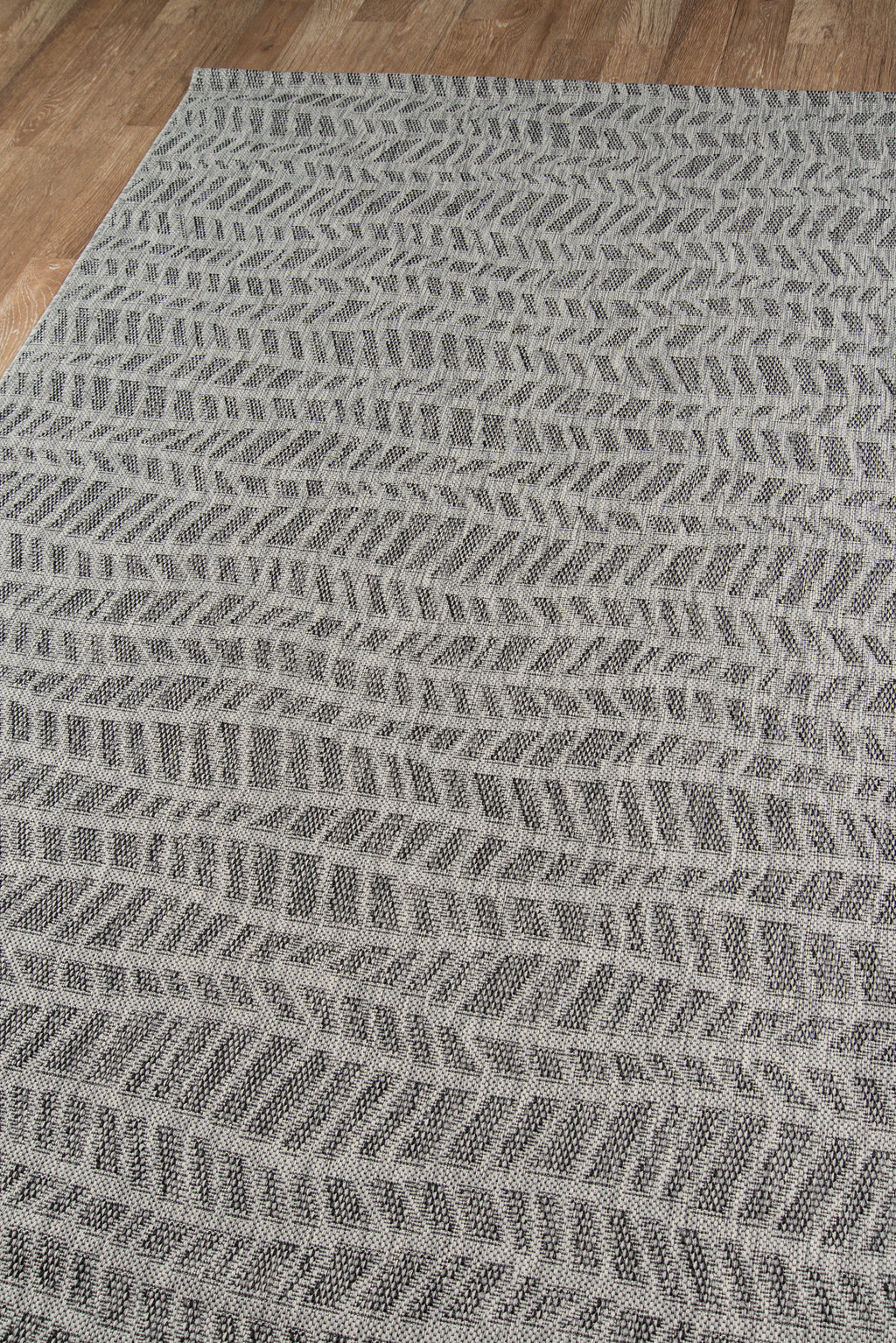 Emilia Indoor/Outdoor Rug - Grey
