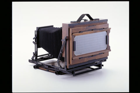 Canham 5x12 Wood Camera - viewcamerastore