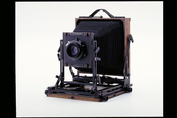 Canham 4x5 Wood Field Camera - viewcamerastore