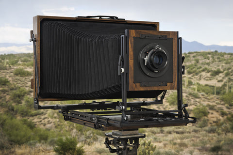 Canham 7x17 Wood Camera - viewcamerastore