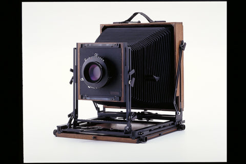 Canham 8x10 Standard Wood Field Camera - viewcamerastore