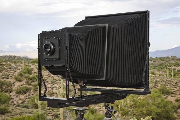 Canham 20x24 Metal Camera - viewcamerastore