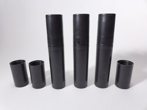 Set of Three 4x5 BTZS Tubes & Caps and Three Extra Caps - viewcamerastore