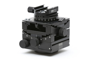 Arca Swiss C1 Cube, Classic Quick Release, with GP (geared panning) - viewcamerastore