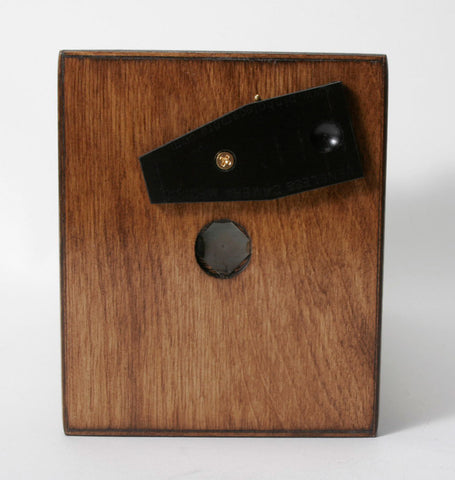 "4x5 2"" Super Wide Angle Pinhole Camera - Baltic Birch - viewcamerastore"