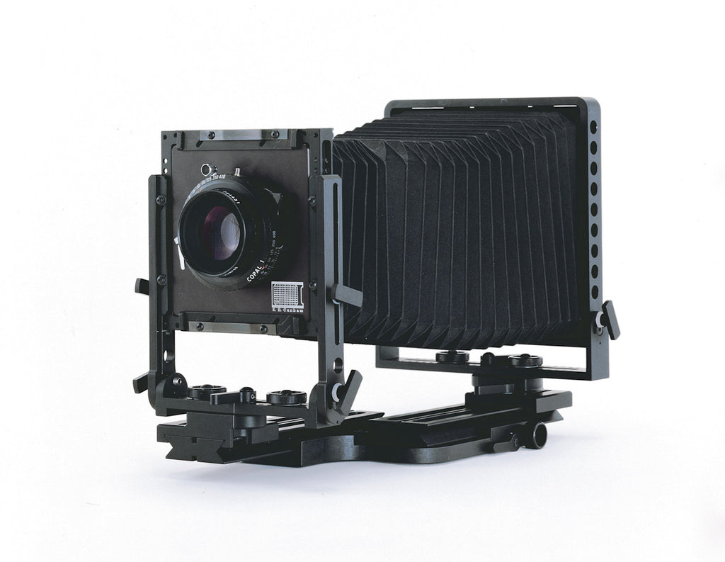 Canham 4x5 Metal Camera