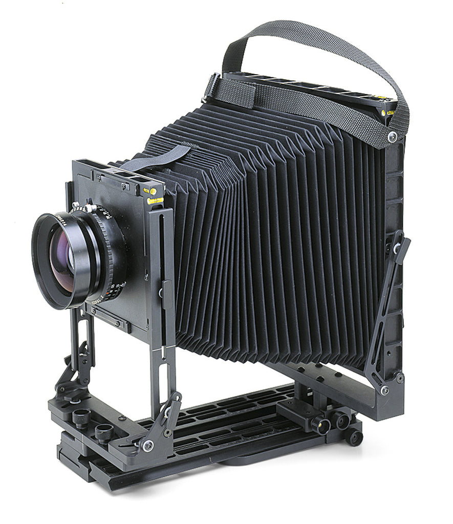 Canham 8x10 Metal Camera