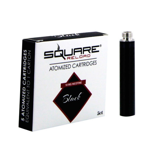 Square Reload Atomized Cartridge