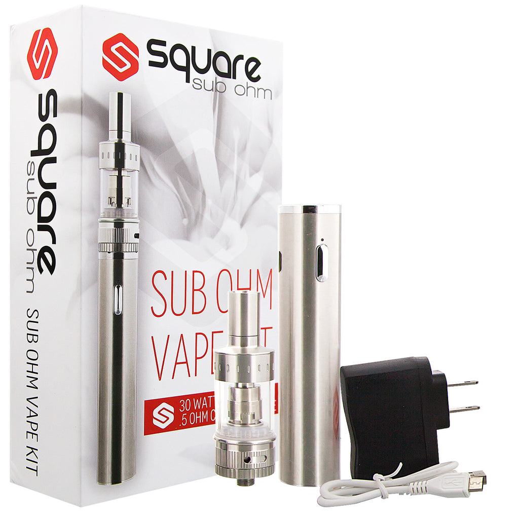 Square Sub Ohm Kit