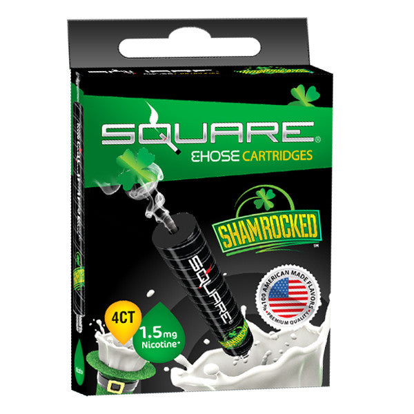 Square E-Hose Cartridges