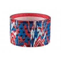 Lizard Skin-Red White Blue Camo