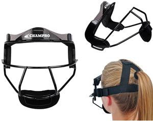 "Champro ""The Grill"" Softball Fielders Mask"