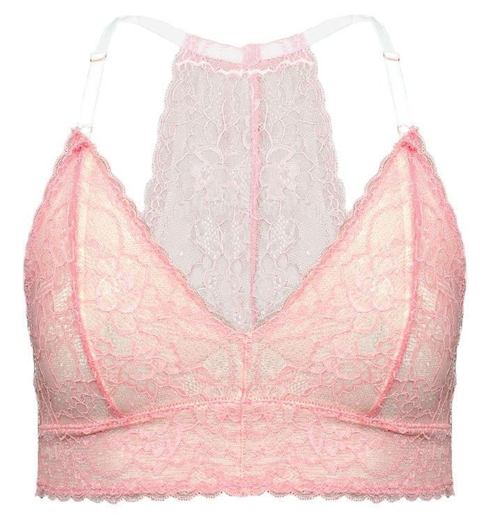 Demi Willow Lace Bralette