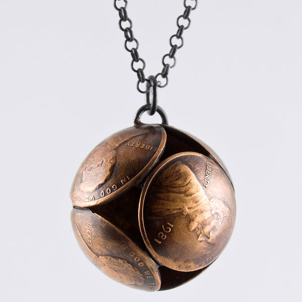 Abe Sphere Necklace