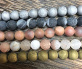 Druzy Agate Beads