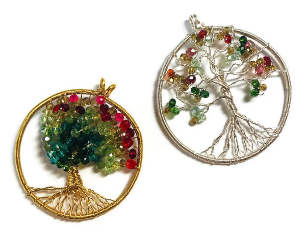Tree of Life Pendant by Melody MacDuffee- Fri. Jan 10 (2-5 pm)
