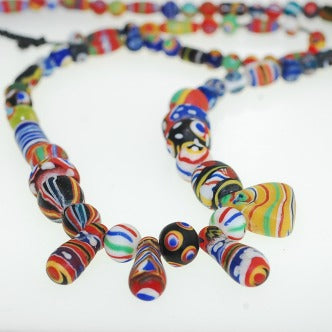 African Necklace Style
