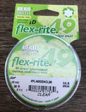 Flex-Rite Beading Wire - 3 sizes available
