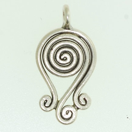 Hill Tribe silver Charm - HTP8