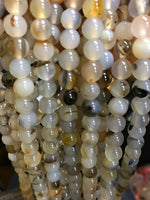 Quartz beads - Smooth beads