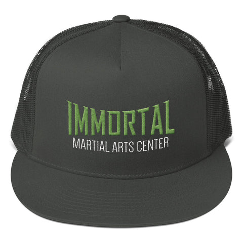 Immortal Martial Arts Snapback