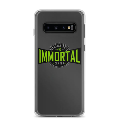 Immortal Martial Arts Phone Case