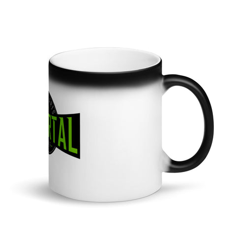 Immortal Martial Arts Black Magic Mug