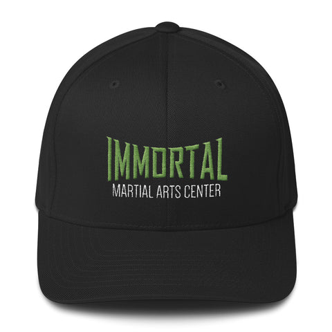 Immortal Martial Arts Flex Fit Hat
