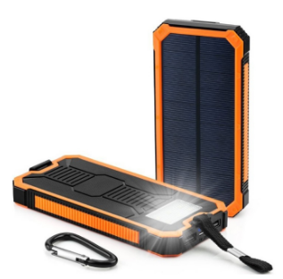 Power Bank Solar Adventure
