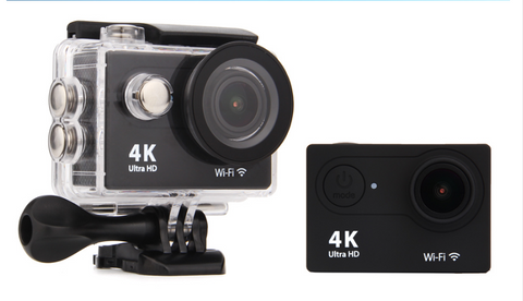 TripCam WiFi Ultra Full HD 4K