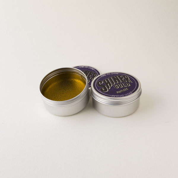 Shiner Gold Pomade Psycho Hold