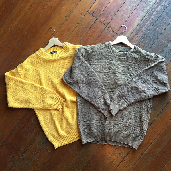 Crewneck sweaters Made In USA