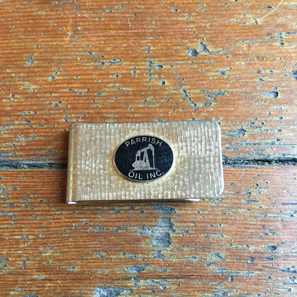 Vintage Parish Oil Inc. Money Clip