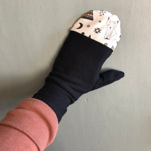 Adult mittens