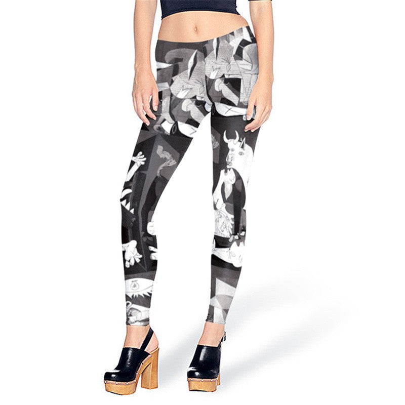 Guernica Leggings