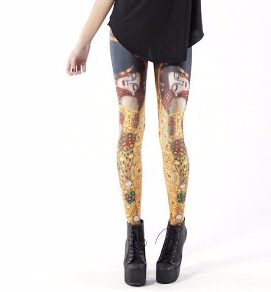 The Kiss Leggings