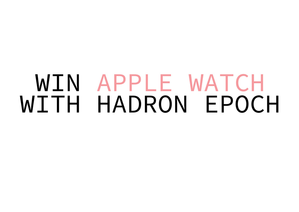 Apple Watch GIVEAWAY!!
