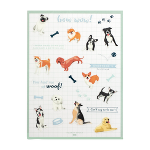 BOW WOW STICKER SHEETS - Hadron Epoch