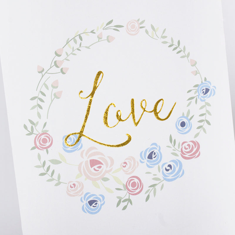 Love (Single / Set of 10)