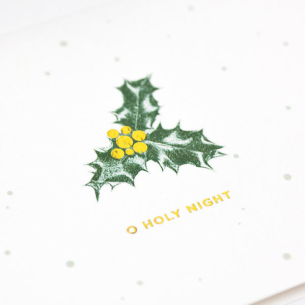 O Holy Night (Single / Set of 10) - Hadron Epoch
