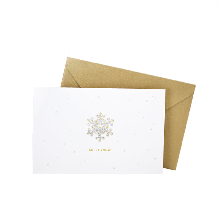 Let it Snow (Single / Set of 10) - Hadron Epoch