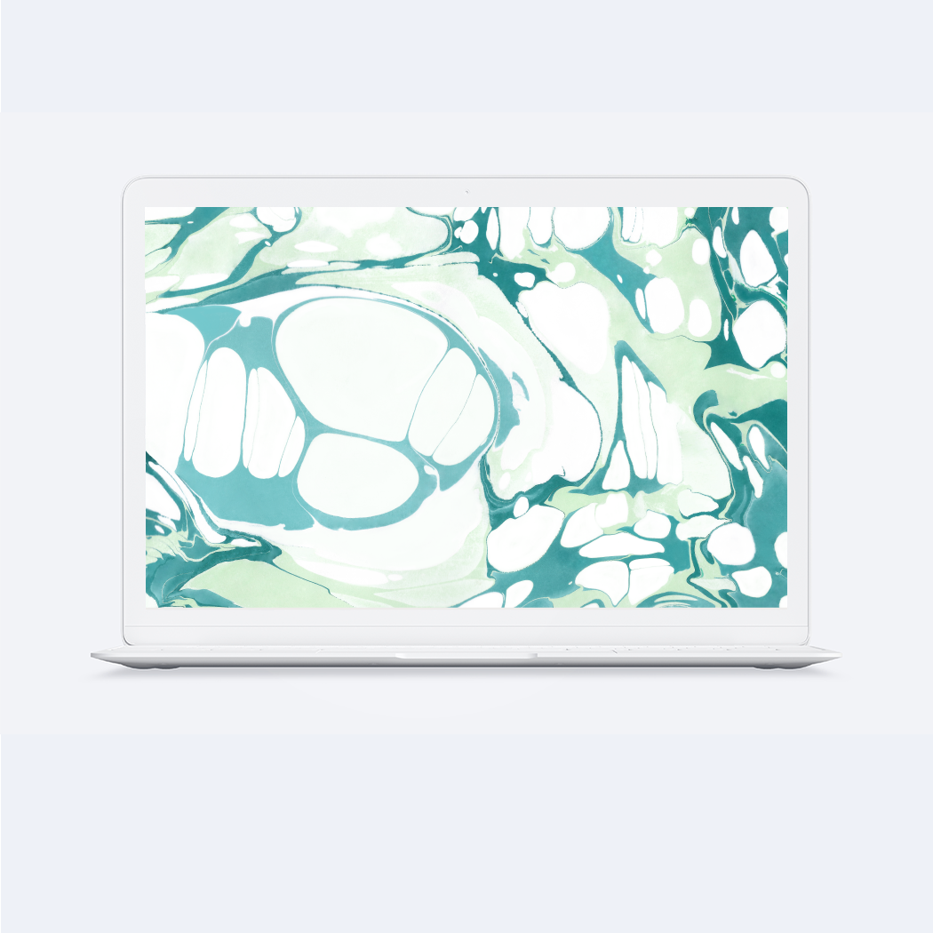 Mint Marble