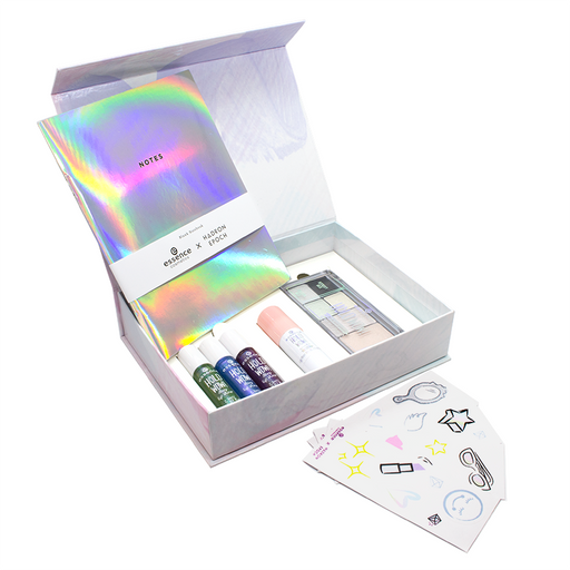 Essence Cosmetics x Hadron Epoch Collaboration Holo Wow Gift Set