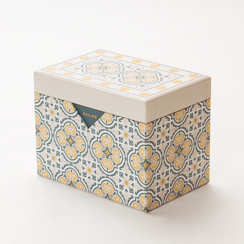RECIPE BOX MILLIE